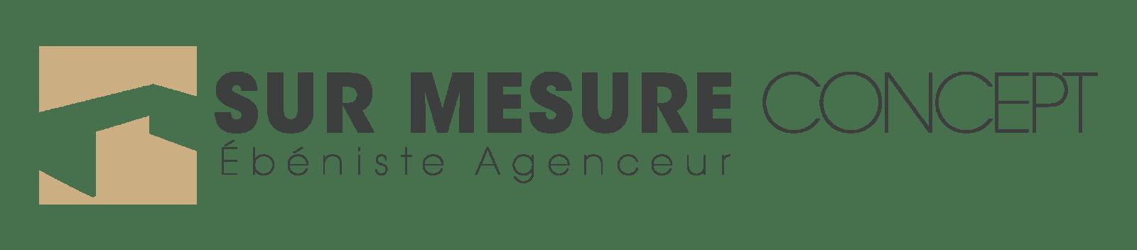 logo sur mesure concept